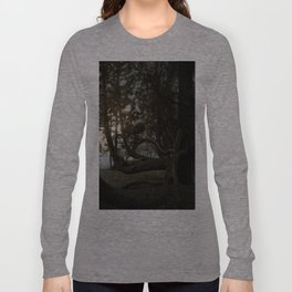 The Man in the Tree. Long Sleeve T-shirt