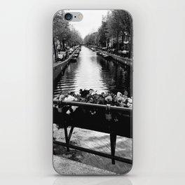 Serenity in Amsterdam iPhone Skin