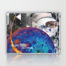 Giant Leap collage Laptop & iPad Skin