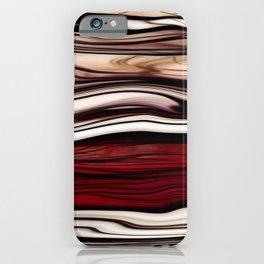 Polished Wood iPhone Case