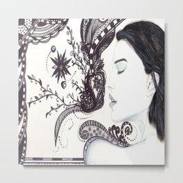 dreaming of you Metal Print