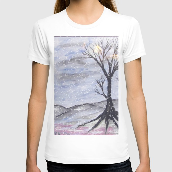 Bare Winter Mix T-shirt