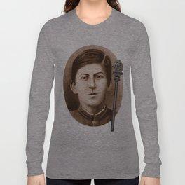 Joseph Stalin 14 years old Long Sleeve T-shirt