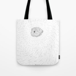 The Animals - weird, unpolished and ugly as we are #4 Tote Bag