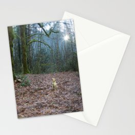 The World She Lives In Stationery Cards