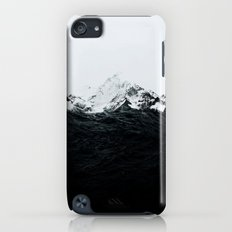 Those waves were like mountains iPod touch Slim Case