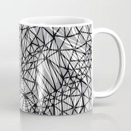Triangles Vs. Curves Coffee Mug