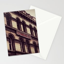 Steampunk HQ Stationery Cards