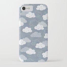 RAIN CLOUDS iPhone Case