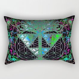 The Tree of Knowledge Rectangular Pillow
