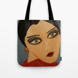 Hanna Ruby Tote Bag