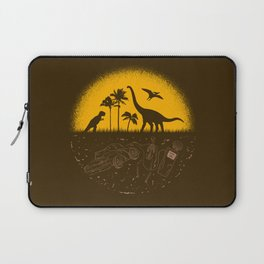 Fossil Fuel Laptop Sleeve