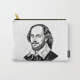 Shakespeare Carry-All Pouch