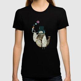 the dapper bird T-shirt