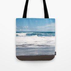 Rocking ocean Tote Bag