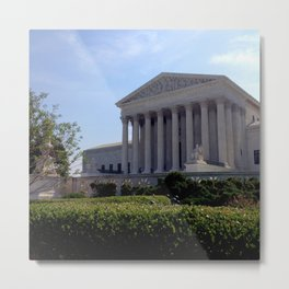 Supreme Court Metal Print