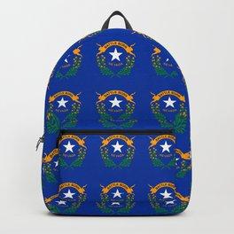 Nevada State Flag Backpack