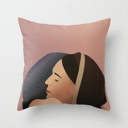 Jacinda Ardern 15.3.19 Memorial Piece Throw Pillow