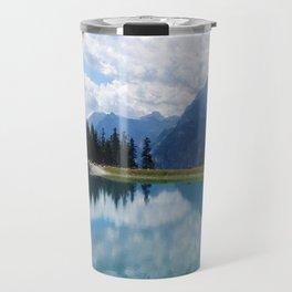 Berchtesgaden National Park and Lake Konigsee Travel Mug