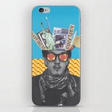 Ego iPhone Skin