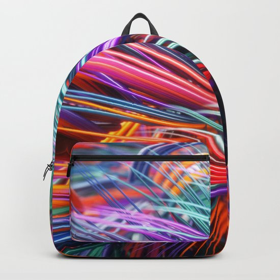 Colorful Trails Backpack