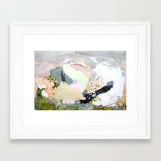 Terminal 3 Framed Art Print