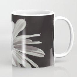 Single Daisy BW Coffee Mug