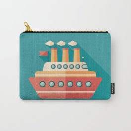 Passenger Ship Carry-All Pouch