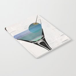 Martini Prism Notebook