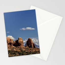 Between Two Worlds - Arches National Park Stationery Cards