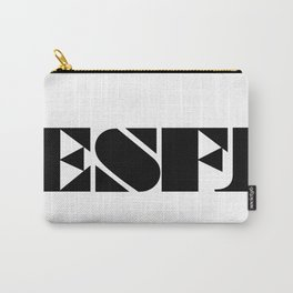 Type Type for ESFJ Carry-All Pouch