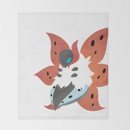 Volcarona Throw Blanket