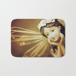 Daydreamer - Vintage Angel Bath Mat