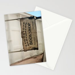 Librairie Bookshop Stationery Cards