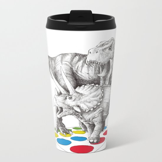 The Ultimate Battle Metal Travel Mug