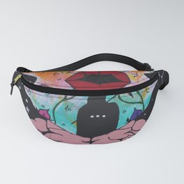 Universal Thoughts Fanny Pack