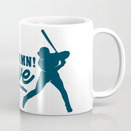 I Love Baltimore Baseball Coffee Mug