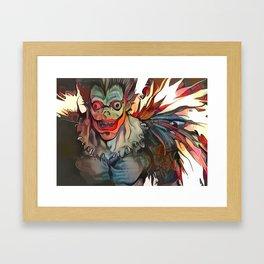 ryukkk Framed Art Print