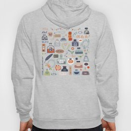 Ink and Things for Writers Hoody