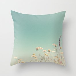 My Summer of Love Throw Pillow