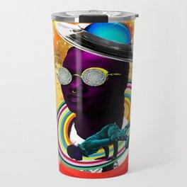 Cosmic diamonds Travel Mug