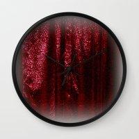 sparkles Wall Clocks featuring Sparkles by Chris' Landscape Images & Designs