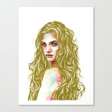 Aurum Canvas Print