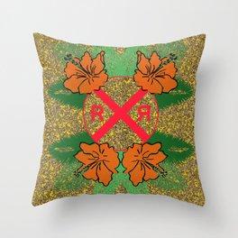 RXR Throw Pillow