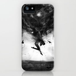 Back to origins iPhone Case
