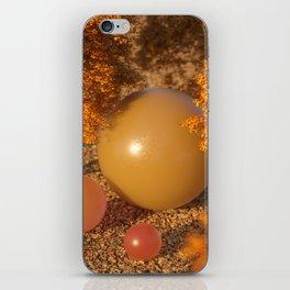 Autumn Feels iPhone Skin
