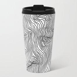 Rift Lines Travel Mug