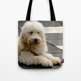 See My New Paw-dicure? Tote Bag