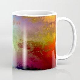 toxic rainbow Coffee Mug