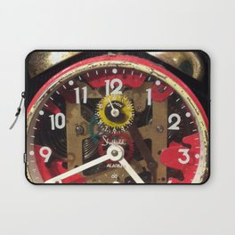 Antique alarm clock Laptop Sleeve